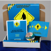 Active Shooter: Surviving An Attack DVD Kit (#K0002709EM)