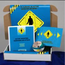 Active Shooter: Surviving An Attack DVD Kit (#K0002709EM)