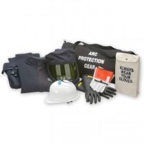ARC Flash Jacket & Bib Kit, 32 cal (#AG32)