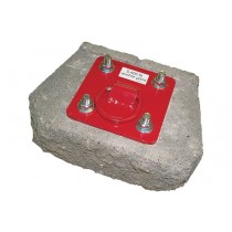PROTECTA® PRO™ Concrete D-ring Anchorage Plate (#AJ720A)
