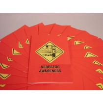 Asbestos Awareness Booklet (#B000ASB0EO)