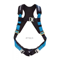 TracX Harness with Auto Lock-Buckles (#AU732/X)