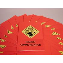 Hazard Communication Booklet (#B0001650EX)