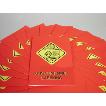 GHS Container Labeling Booklets (#B0001560EX)