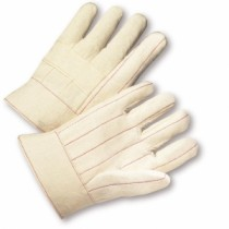 West Chester® Extra Heavyweight Cotton Hot Mill Glove with Two-Layers of Polyester Lining - 30 oz  (#B03SI)