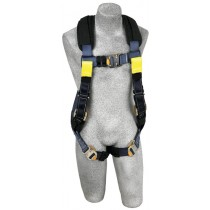 ExoFit™ XP Arc Flash Harness - Dorsal/Rescue Web Loops (#1110842)