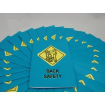 Back Safety Booklet (#B000BAC0EM)
