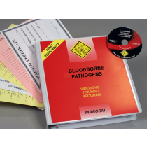 Bloodborne Pathogens in First Response Environments DVD Program (#V0002459EO)