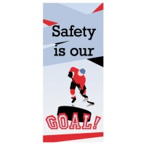 Safety is our Goal! Banner (#BT51)