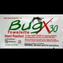 BugX 30 Insect Repellent (#122004XA)