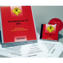 Introduction to GHS (The Globally Harmonized System) Interactive CD (#C0001540ED)