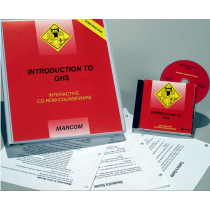 Introduction to GHS (The Globally Harmonized System... for Construction Workers) Interactive CD (#C0001590ED)