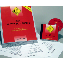 GHS Safety Data Sheets in Construction Environments Interactive CD (#C0003580ED)