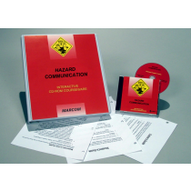 Hazard Communication in Industrial Environments Interactive CD (#C0003500ED)