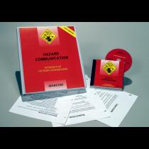 Hazard Communication in Auto Service Enviornments Interactive CD (#C0003520ED)