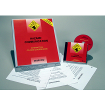 Hazard Communication in Cleaning and Maintenance Environments Interactive CD (#C0003530ED)