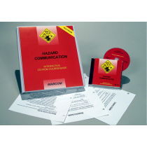 Hazard Communication in Healthcare Environments Interactive CD (#C0003510ED)