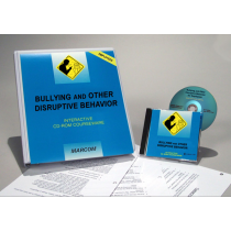 Bullying and Other Disruptive Behavior: for Employees Interactive CD (#C0002660ED)