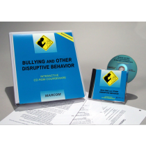 Bullying and Other Disruptive Behavior: for Managers and Supervisors Interactive CD (#C0002670ED)