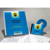 Workplace Violence Interactive CD (#C0003250ED)