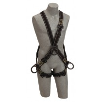Delta™ Arc Flash Cross-Over Style Positioning/Climbing Harness (#1110942)