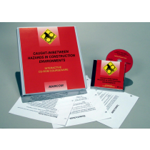 Caught-In/Between Hazards in Construction Environments Interactive CD (#C0002760ED)
