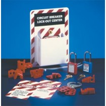 Circuit Breaker Lockout Center (#CBLO2)