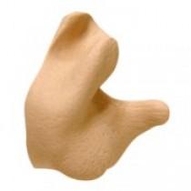Custom Molded Earplugs, tan (#CEP001-T)