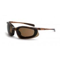 CrossFire Concept Foam Lined, brown anti-fog (#867AF)