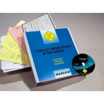 Conflict Resolution in the Office DVD Program (#V0003389EM)