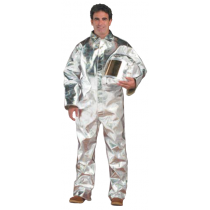 19oz. Aluminized Rayon Heavy Coverall (#605-ARH)