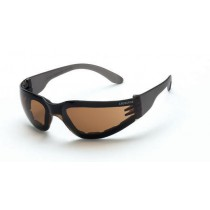 CrossFire Shield Foam Lined, HD brown lens (#546AF)