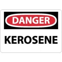 Danger Kerosene Sign (#D334)