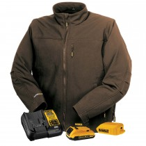 DEWALT® Unisex Heated Soft Shell Jacket Kitted (#DCHJ060ATD1)