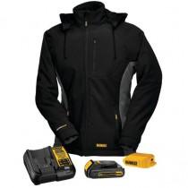 DEWALT® Women's Heated Soft Shell Coat Kitted (#DCHJ066)