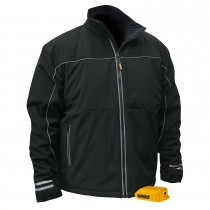 DEWALT® Unisex Heated Lightweight Soft Shell Jacket Bare (#DCHJ072B)