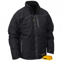 DEWALT® Unisex Heated Quilted Soft Shell Jacket Bare (#DCHJ075B)