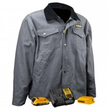DEWALT® Unisex Heated Barn Coat (#DCHJ083CD1)