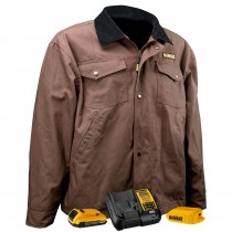 DEWALT® Unisex Heated Barn Coat (#DCHJ083TD1)