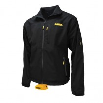 DEWALT® Men's Heated Structured Soft Shell Jacket (#DCHJ090BD1)