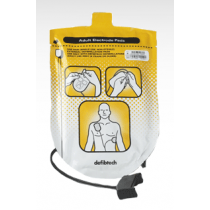 Lifeline Adult Defibrillation Pads Package (#DDP-100)
