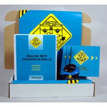 Hazardous Spills DVD Kit (#K0002819EM)