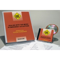 HAZWOPER: Dealing with the Media in Emergency Situations Interactive CD (#C000DAL0ED)