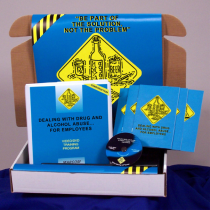 Drug and Alcohol Abuse for Employees in Construction Environments DVD Kit (#K0002849ET)