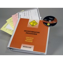 HAZWOPER: Decontamination Procedures DVD Program (#V000DEC9EW)