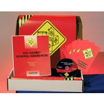 DOT HAZMAT General Awareness DVD Kit (#K0003179EO)
