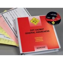 DOT HAZMAT General Awareness DVD Program (#V0003179EO)