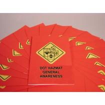 DOT HAZMAT General Awareness Booklet (#B0001730EX)