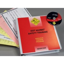 DOT HAZMAT Safety Training DVD Program (#V0003189EO)