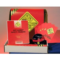 DOT HAZMAT Safety Training DVD Kit (#K0003189EO)